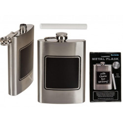 Grossiste flasque métal personnalisable