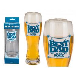 Grossiste verre à bière best dad