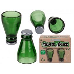Grossiste shooter bouteille en verre