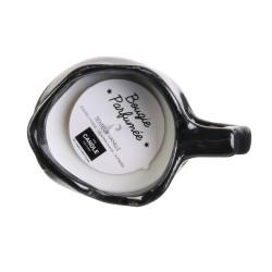 Grossiste bougie mug froissé 10.5x7.7x8.5cm