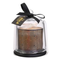 Grossiste bougie cloche noire spécial spa chic - 10.4x8.4m