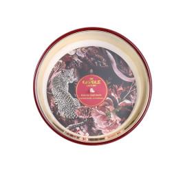 Grossiste bougie bol bohème 9x12cm