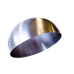 Wholesaler and supplier. Stainless steel silver shaper dome
