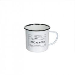 Grossiste bougie mug The Lab Concept 1957 - Sandalwood