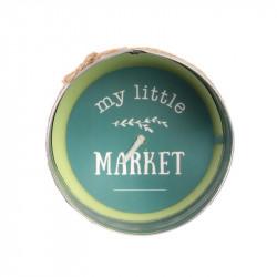 Grossiste bougie pot en métal Little Market