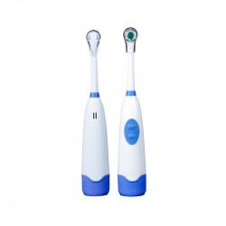 Grossiste et fournisseur. Brosse à dents électrique avec tête x 1 bleue