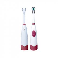 Grossiste et fournisseur. Brosse à dents électrique avec tête x 1 violette
