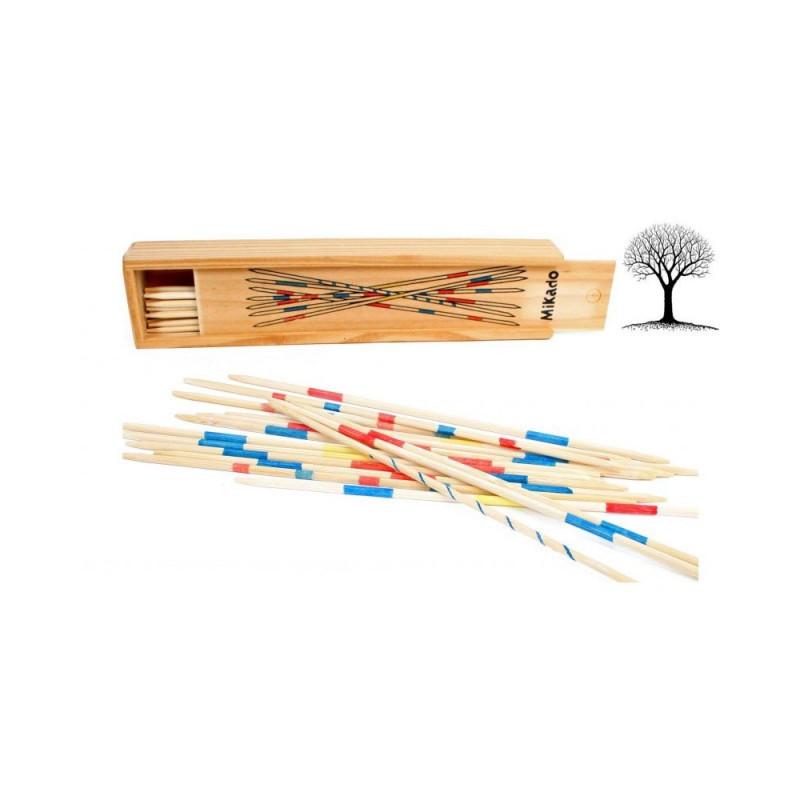 Grossiste les mikado en bois