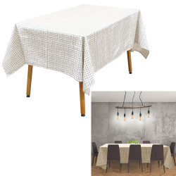 Grossiste nappe rectangle  140X240cm