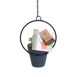 Grossiste plante artificielle suspension en metal