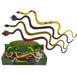 Grossiste serpent plastique 40 cm