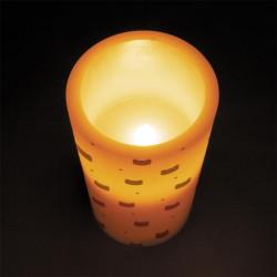 Grossiste bougie LED spécial chat 15x7.5cm