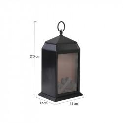 Grossiste cheminée décorative LED 15x12x27.5cm