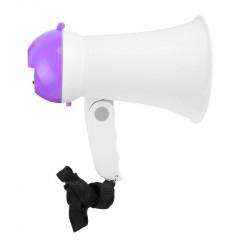 Grossiste et fournisseur. Mégaphone de 15 cm violet