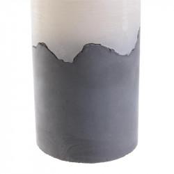 Grossiste bougie LED avec base en ciment 17.5x8cm