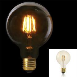 Ampoule g95 e27 led droit...