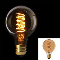 Ampoule g80 e27 led spiral...