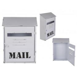 Grossiste boite aux lettre en métal mail