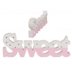 Grossiste paraphe en bois sweet de 29 cm