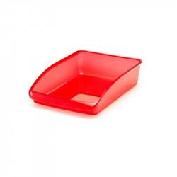 Grossiste et fournisseur. Rangement de frigo 33 x 22 cm rouge