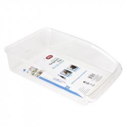 Grossiste et fournisseur. Rangement de frigo 33 x 22 cm transparent