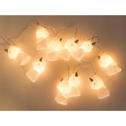 Grossiste guirlande en forme de licorne x10 LED de 165cm