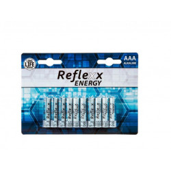 Grossiste piles alkaline reflexx micro aaa de 1