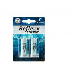 Grossiste piles alkaline reflexx baby / c / 1