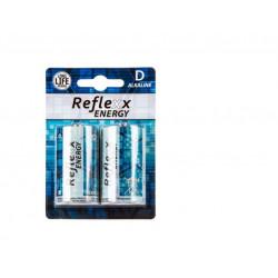 Grossiste piles alkaline monoreflexx / d / 1
