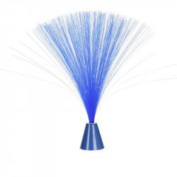 Grossiste lampe fibre mini bleue
