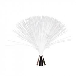 Grossiste lampe fibre mini blanche