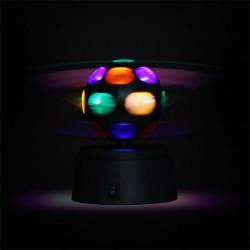 Boule disco mini à pile