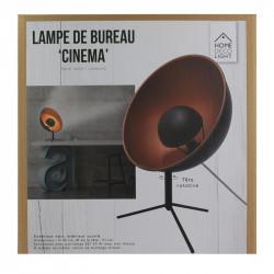 Grossiste lampe cinéma noir