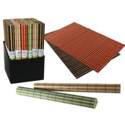 Grossiste set de table en bambou