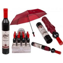 Grossiste parapluie bouteille de vin