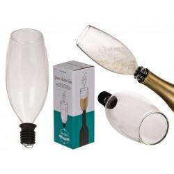 Grossiste embout de bouteille en forme de flûte à champagne