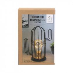 Grossiste lampe cactus à poser