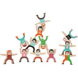 Grossiste les acrobates par Ingela P. Arrhenius