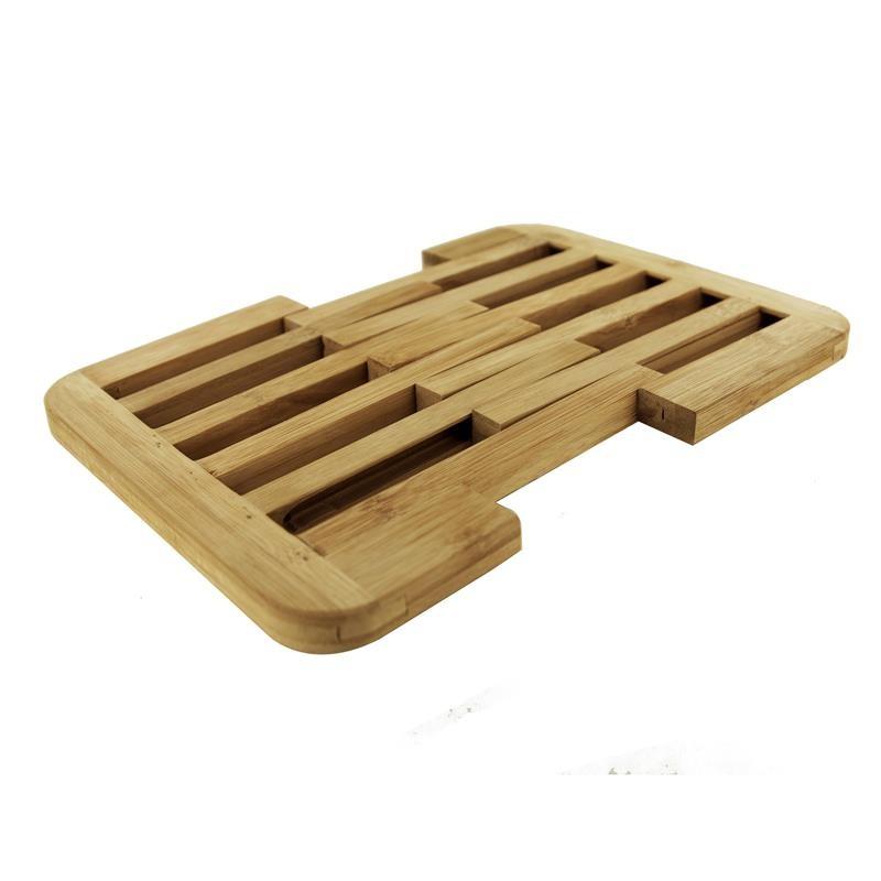 Grossiste et fournisseur. Dessous de plat extensible 20-30 cm en bambou