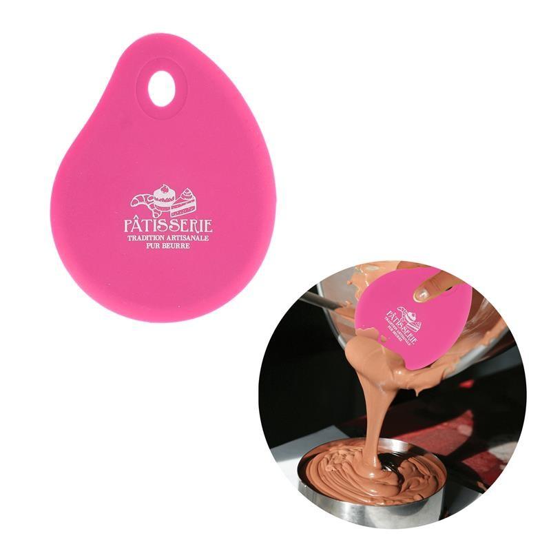Grossiste et fournisseur. Corne de pâtissier en silicone rose