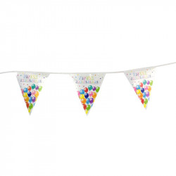 Grossiste bannière d'anniversaire de 3.60m