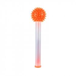Grossiste bâton rebondissant lumineux orange