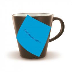 Grossiste post-it repositionnable statique bleu