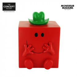 Tirelire 3D Mr Costeau