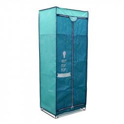 Armoire à dressing bleue...