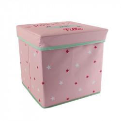 Cube de rangement pliable...