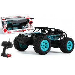 Boîte buggy turquoise
