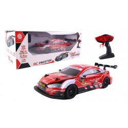 Grossiste Turbo Challenge - voiture de course Audi rouge radiocommandée