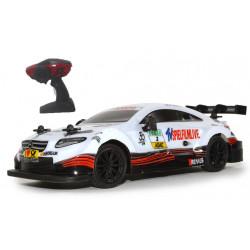 Grossiste Turbo Challenge - voiture de course Mercedes AMG blanche radiocommandée