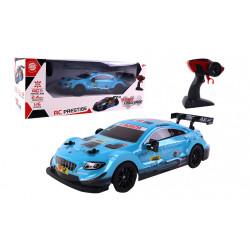 Boîte mercedes AMG bleue
